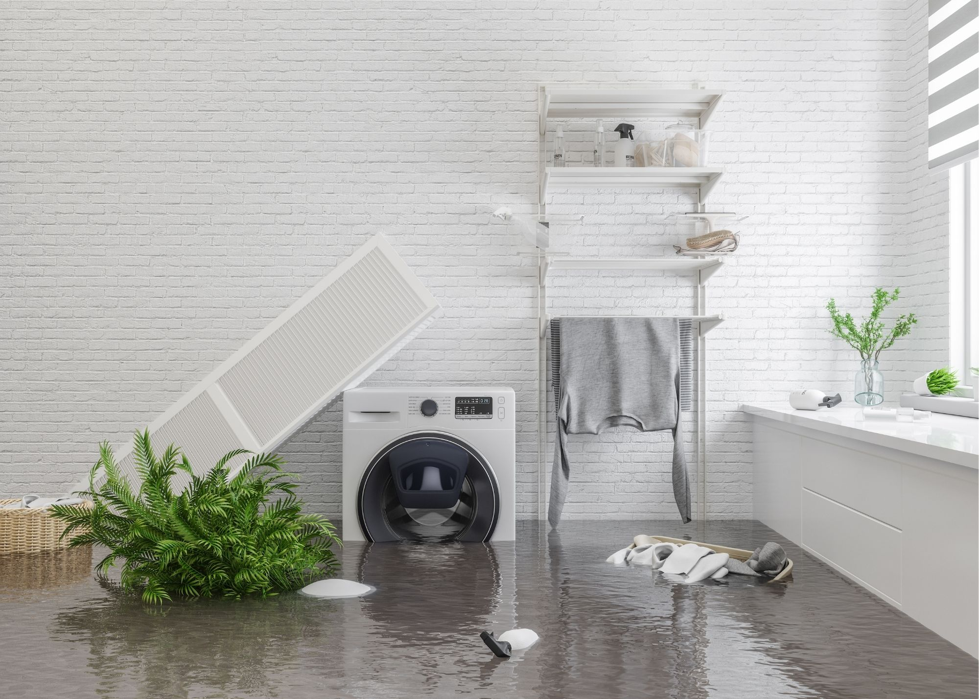 Water Damage Fort Myers